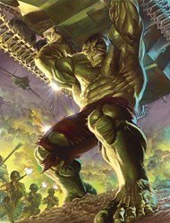 Immortal Hulk Deluxe by Marvel - Deluxe Box Canvas sized 26x34 inches. Available from Whitewall Galleries